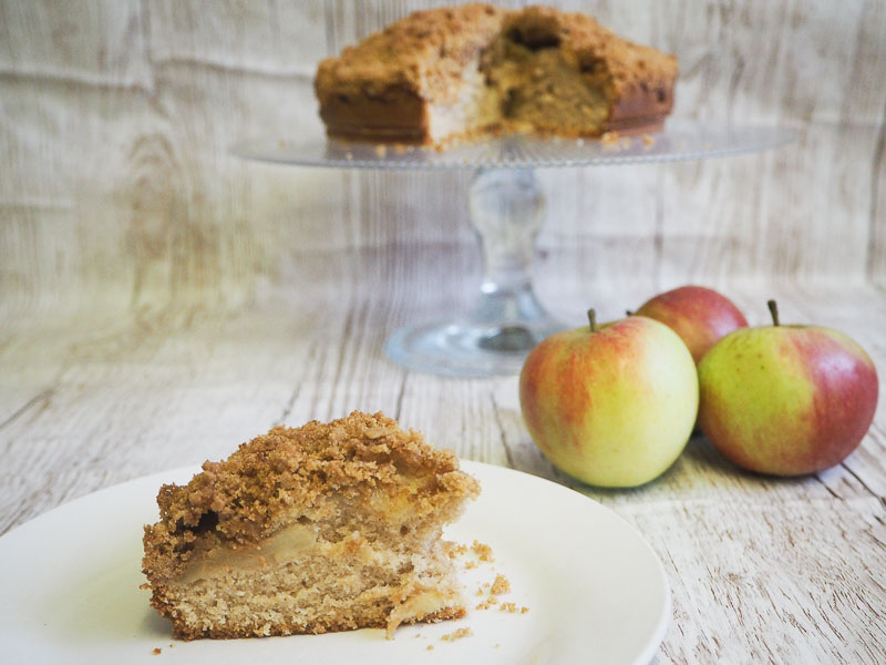 Apple Streusel Cake Recipe Uk
