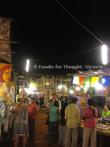 Saturday Night Market Goa, Foodie for Thought Blog, Food and travel blog