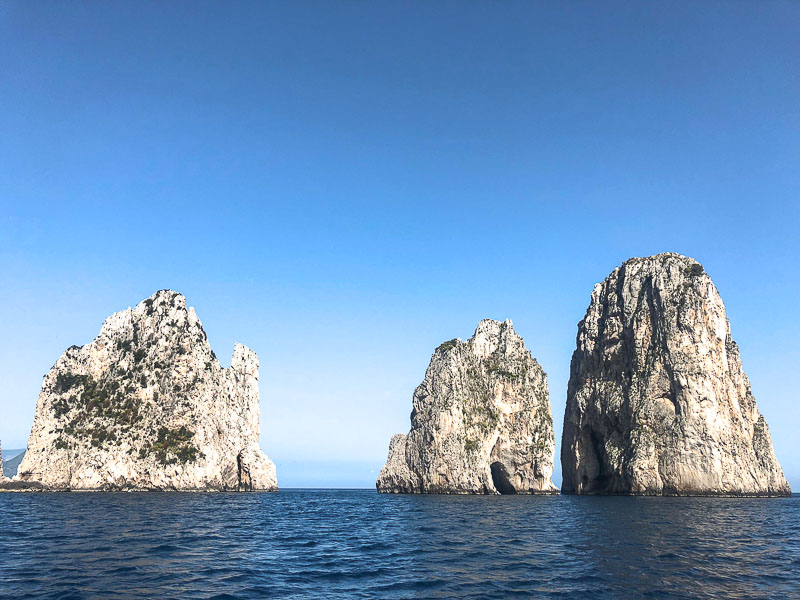 Capri Travel Blogger Foodie for Thought