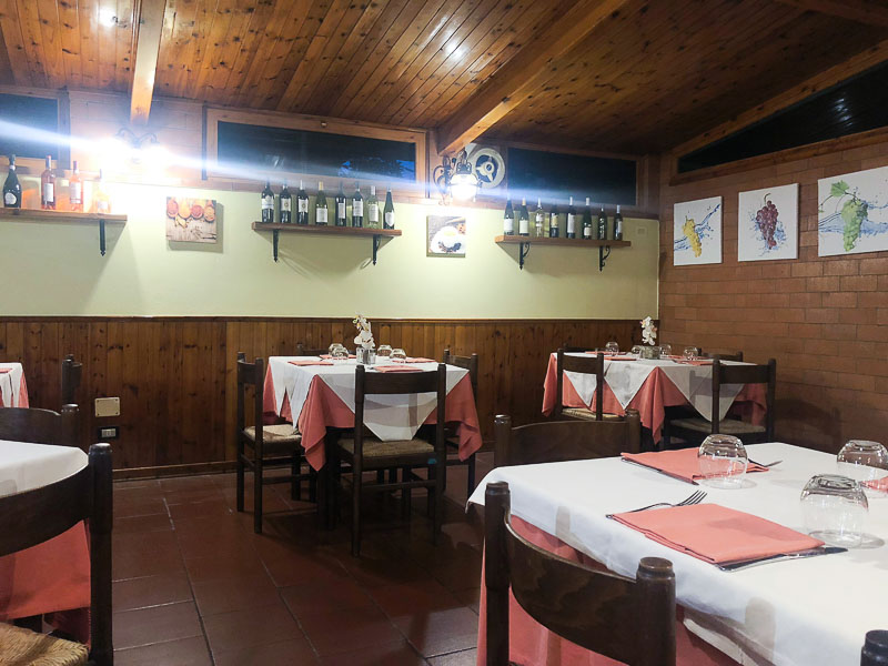 Ristorante Moonlight Sorrento, Food Blogger, Travel Blogger, Foodie for Thought