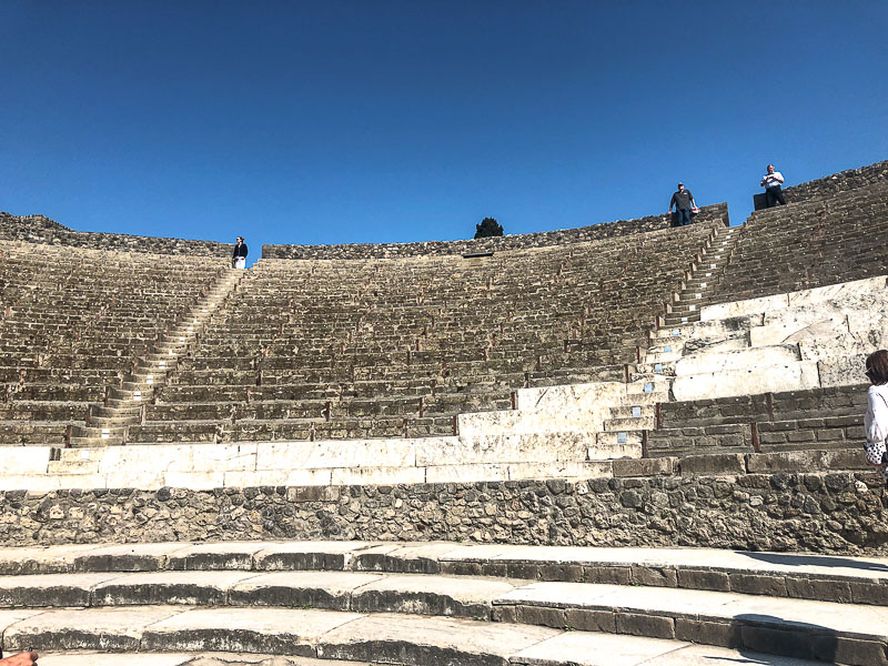 Pompeii trip, Foodie for Thought, Travel Blogger, Food Blogger