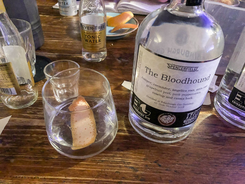 Edinburgh Gin, Gin Making, Travel, Travel Blogger, Gin, Foodie for Thought Blog