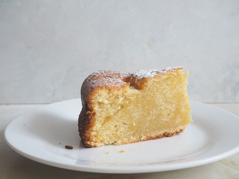 Blood Orange Olive Oil Cake, Food Blogger, Recipe, Foodie for Thought Blog